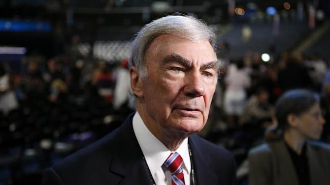 FILE - In this Sept. 5, 2012 file photo, Sam Donaldson is seen on the floor at the Democratic National Convention in Charlotte, N.C. Police in the southern coastal town of Lewes, Del., say the 78-year-old Donaldson was stopped Dec. 1 for a traffic violation. Police say the officer determined Donaldson had been drinking and gave him field sobriety tests. Donaldson was arrested and later released. An arraignment is set for Friday. (AP Photo/Jae C. Hong, File)