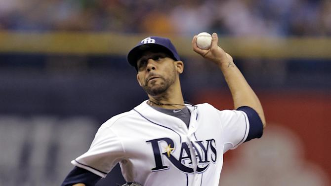 Price, Rays beat Red Sox for 8th straight victory
