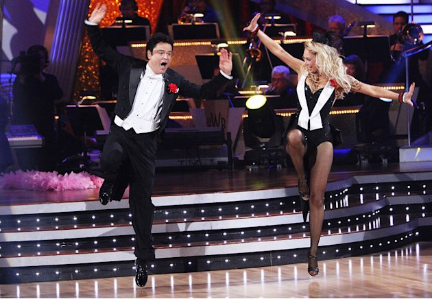 Kym Johnson and Donny Osmond …