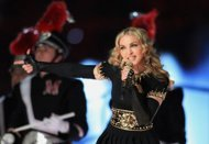 Madonna Memulai Konser Dunia di Israel