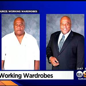 Organization Helps Low-Income Job Seekers Dress For Success