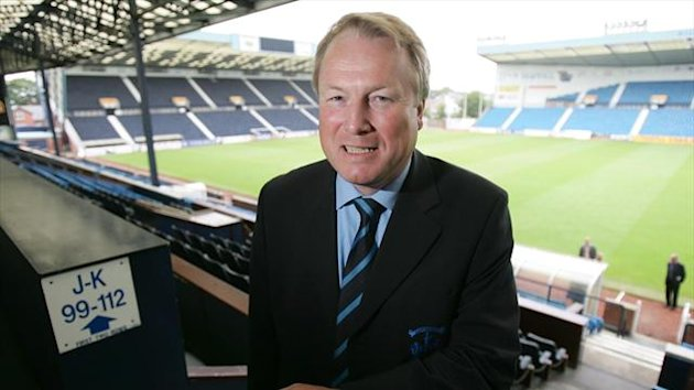 Michael Johnston has rejected claims Kilmarnock are facing a winding-up petition