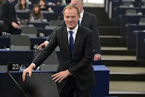 European Council President Donald Tusk's office …
