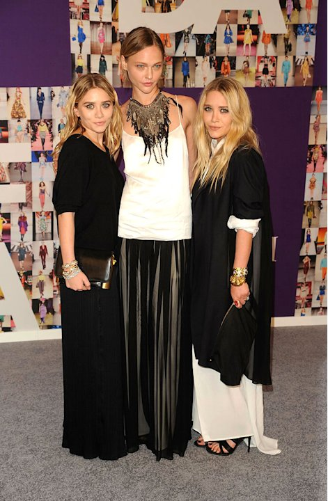Mary Kate Ashley Olsen CDFA