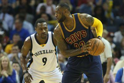 NBA schedule and results: Cavaliers crush Grizzlies, Bulls surge past Raptors