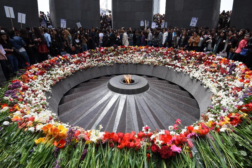 White House avoids calling Armenian deaths 'genocide'