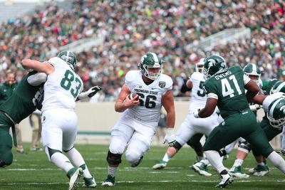 THE READ OPTION: The Big Ten wins spring football