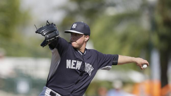 Jacob Lindgren's Yankees arrival: 'Who are you?'