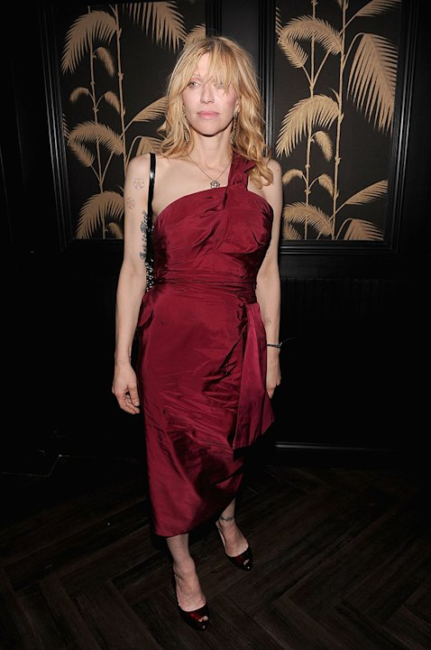 Killer Joe NY Screening 2012, Courtney Love