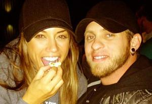 Jana Kramer, Brantley Gilbert | Photo Credits: Twitter