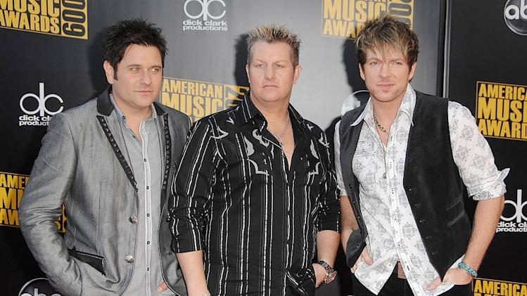 Rascal Flatts AMA Awards