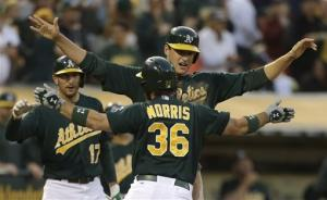 Norris, Colon lead Athletics past Yankees 6-4