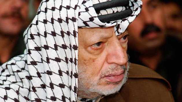 Yasser Arafat's Body to Be Exhumed (ABC News)