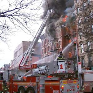 4 People Charged With Manslaughter in Deadly NYC Gas Explosion