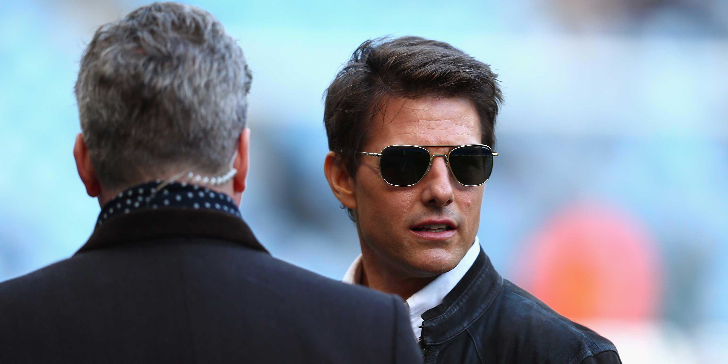 The crazy story of how Scientology allegedly once groomed a girlfriend for Tom Cruise — and then tore them apart