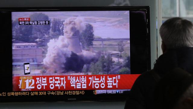 Obama Calls N. Korea Nuke Test 'Highly Provocative'