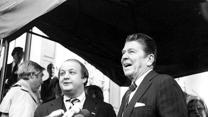 James Brady's Death Ruled a Homicide, 33 Years After He Was Shot