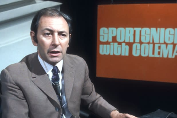 David Coleman, Veteran BBC Sportscaster, Dead at 87