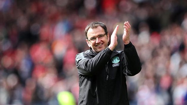 Pat Fenlon was happy with his players following the win over St Mirren