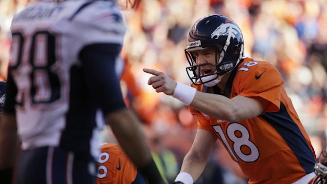 Broncos-Seahawks Super Bowl pits top 'O,' top 'D'