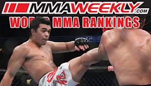 MMA Top 10 Rankings: Lyoto Machida Inches Up the Middleweight Division