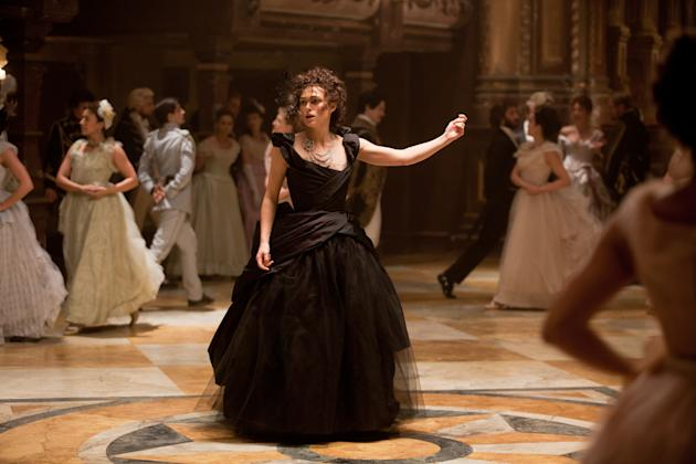 Oscar Nominated Costumes in Anna Karenina