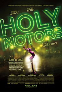 Poster of Holy Motors