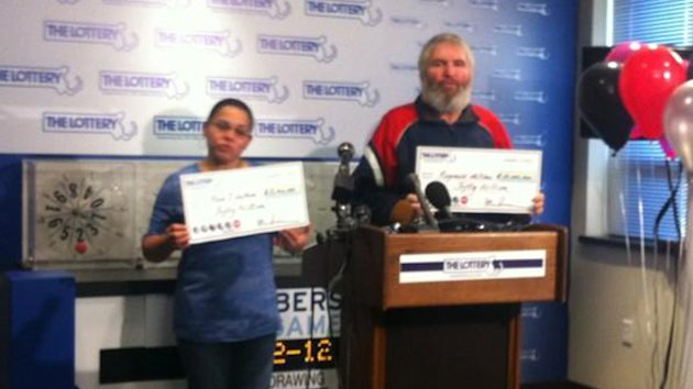 Costco Workers Split $50M Powerball Win (ABC News)