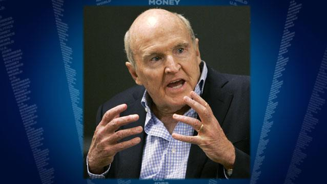 Jack Welch Defends His Controversial Jobs Tweet (Again)