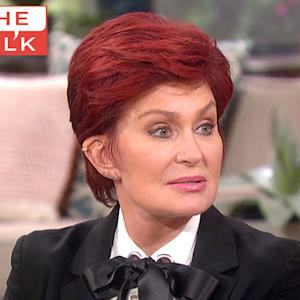 The Talk - Sharon Osbourne Spills A Shocking Secret From Her Dating Days With Ozzy
