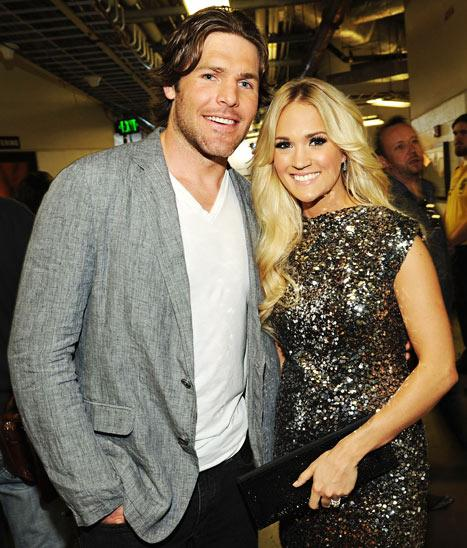 "Carrie Underwood: Don't Call My Husband Mike Fisher ""Mr. Underwood"""