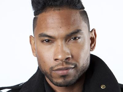 Miguel 'adorned' by the Grammys