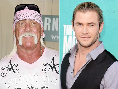 Hulk Hogan Wants Chris Hemsworth to Play Him in a Movie About His Life
