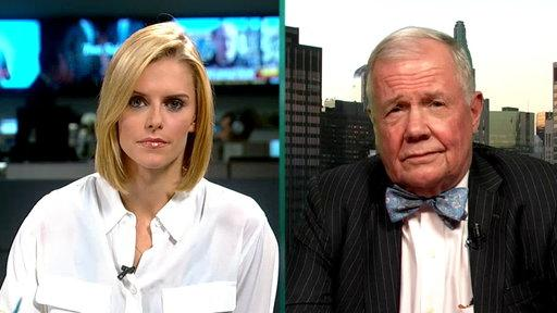 "Jim Rogers Says ""Abolish the Fed and Resign"""
