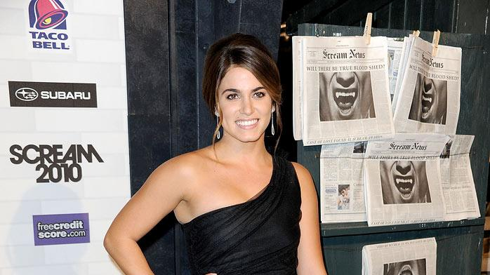 '2010 Spike Scream Awards' Nikki Reed