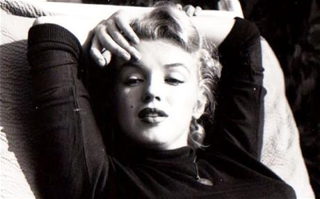 A newly found photo of Marilyn from the 1950s
