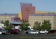 The scene of the shooting on July 20, in Aurora, Colorado. A graduate student who told police he was the Joker opened fire in a theater showing the premiere of the latest Batman movie near Denver