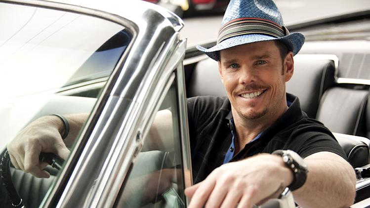 "Kevin Dillon stars as Johnny ""Drama"" Chase in ""Entourage."""