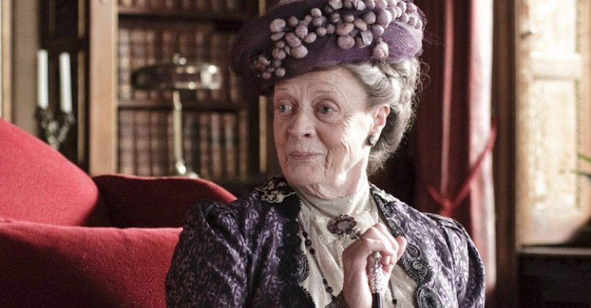 19 Times The Dowager Countess Wore The Pants
