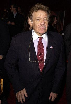Jerry Stiller 53rd Annual Emmy Awards - 11/4/2001
