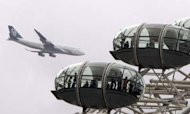 Olympic Flight Controls Come Into Force