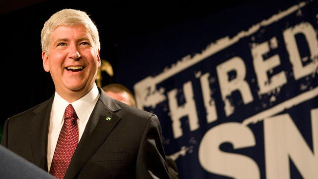 Mich. Democrats Warn Of Chaos If Snyder Signs Labor Law