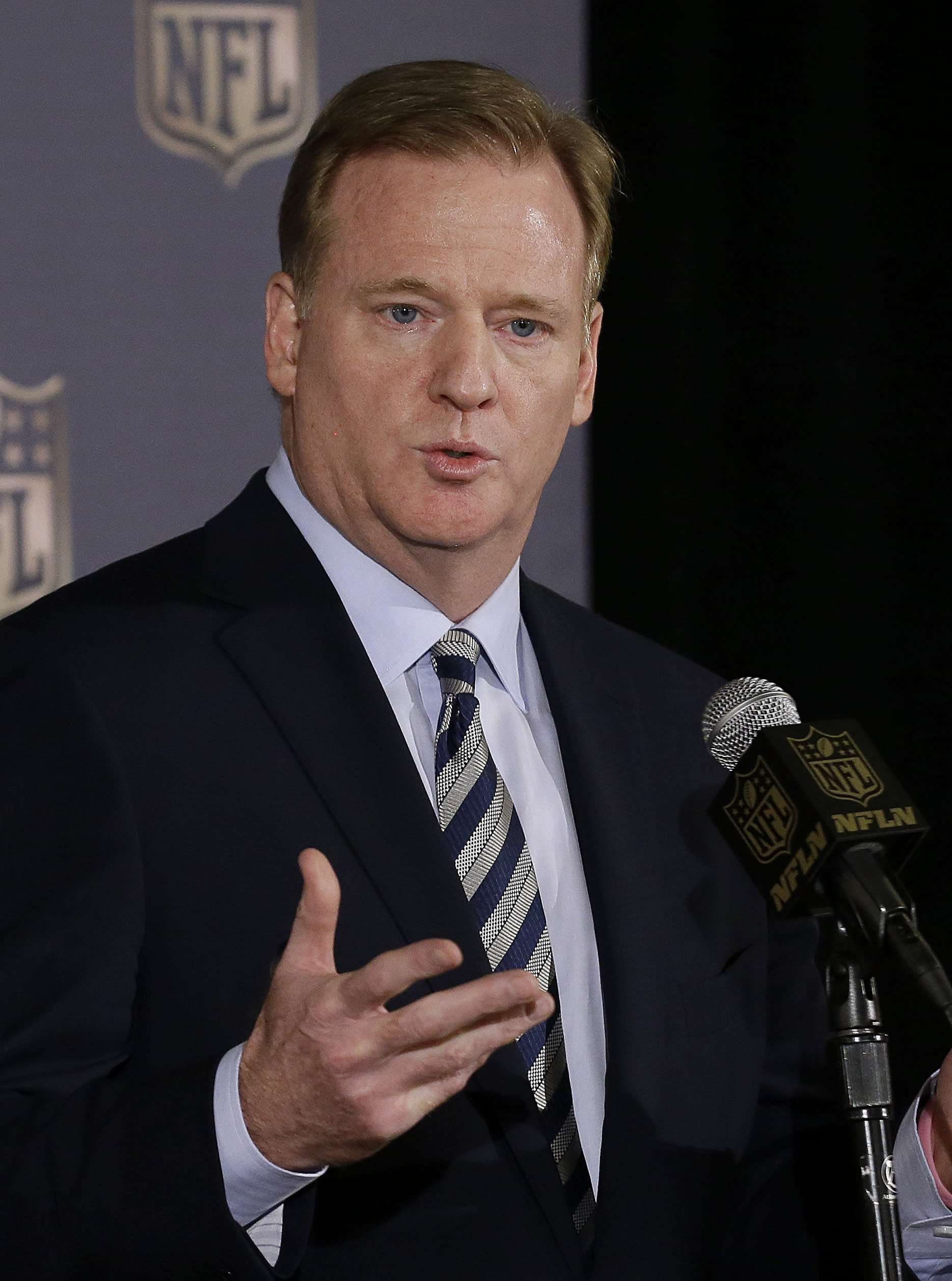Goodell wants to hear directly from Brady in appeal