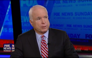 McCain Wants to Leave Abortion Alone; Republicans Move Away from Grover
