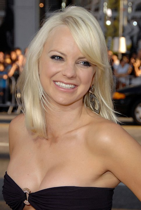 Observe and Report LA premiere 2009 Anna faris