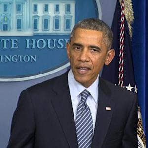 "Obama appeals for calm after Ferguson decision: ""These are real issues"""