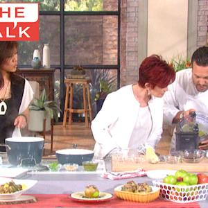 The Talk - Food Festival with Fabio Viviani