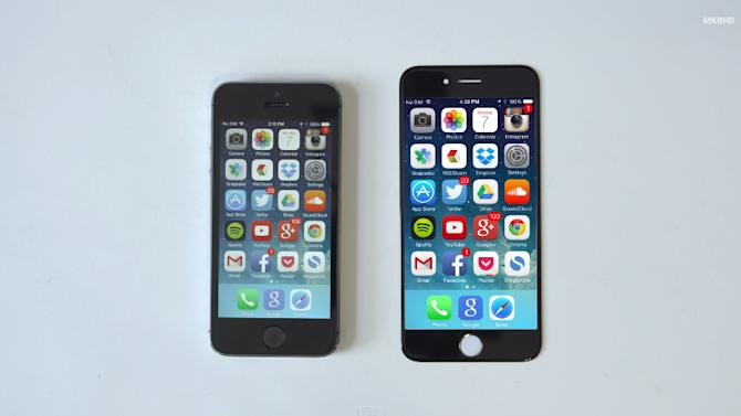 Finding a sapphire iPhone 6 might be easier than you thought