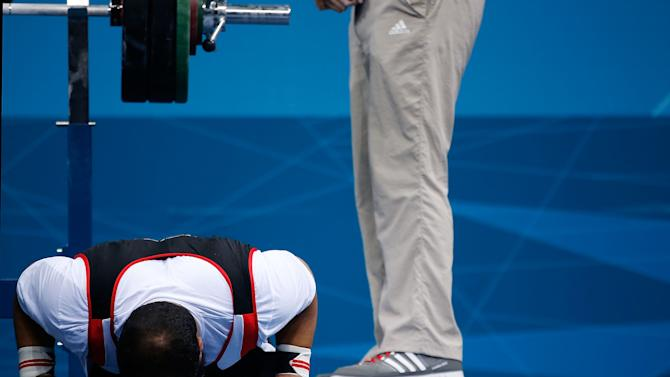 2012 London Paralympics - Day 7 - Powerlifting