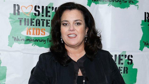 Rosie O'Donnell attends Rosie's Theater Kids 10th Anniversary Gala at The New York Marriott Marquis on September 25, 2013 in New York City -- Getty Images